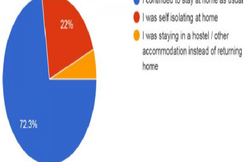 Impact of Covid 19 on home stay